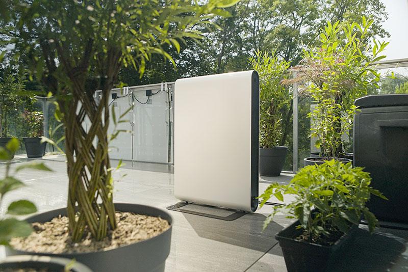 Solarpanel mobile Stromversorgung Stromsparen