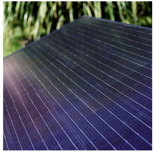 Mini-Solarpanel für Wohnung oder Wohnmobil Stromversorgung